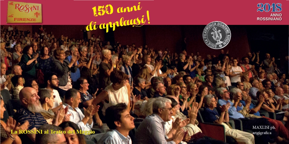 teatro sold out Rossini 12 luglio 2018