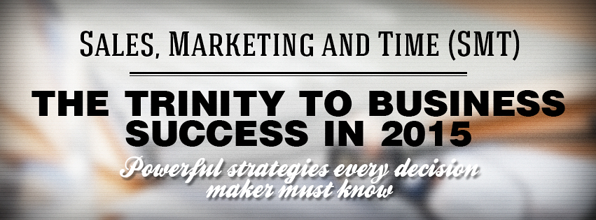 Sales and Marketing and Time