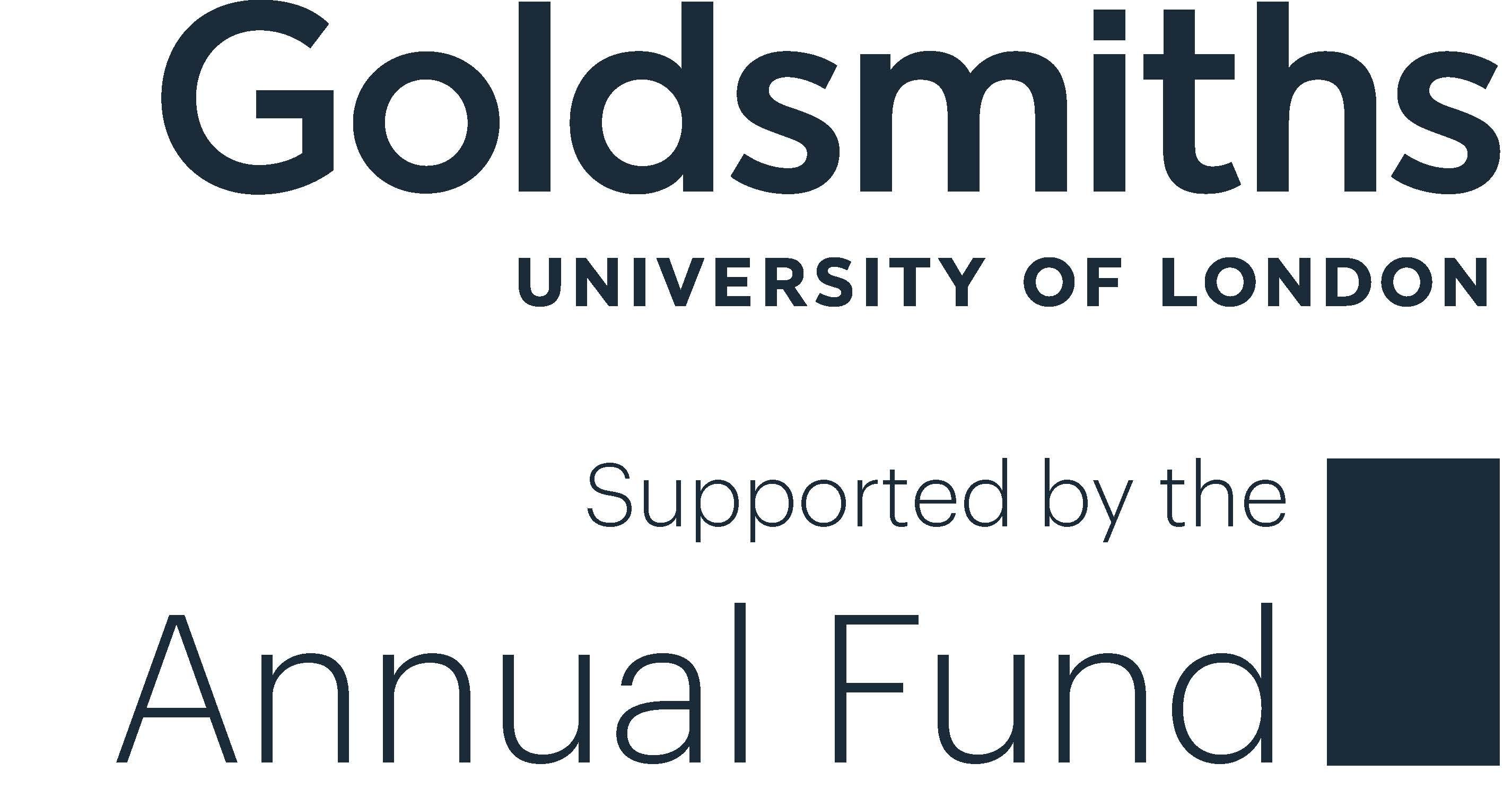Goldsmiths Annual Fund