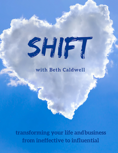 Shift Book Beth Caldwell