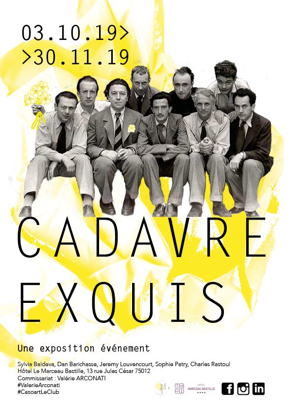 CADAVRE EXQUIS #1 affiche