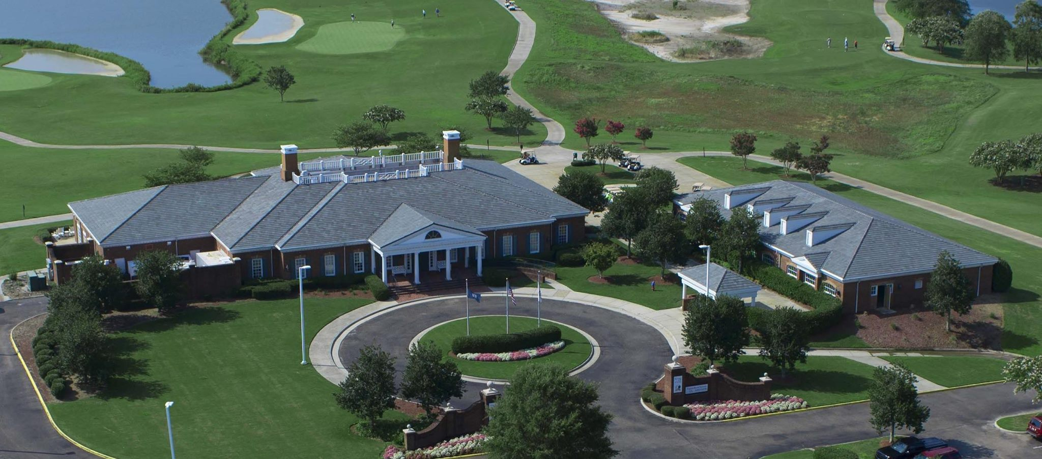 Black Angus Grille at the Virginia Beach National Golf Course