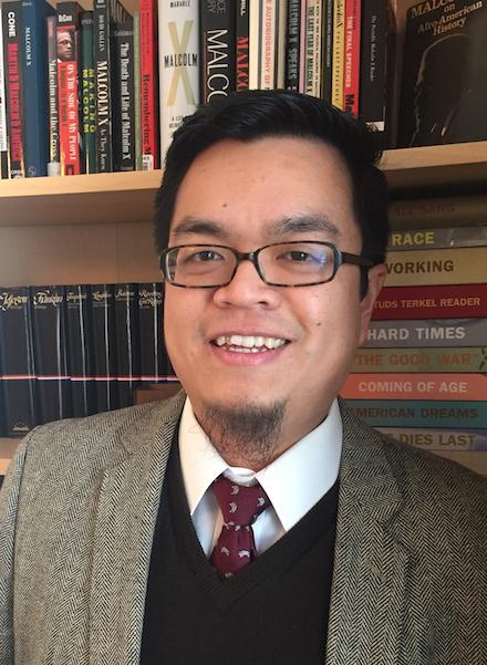 Prof Martin Nguyen