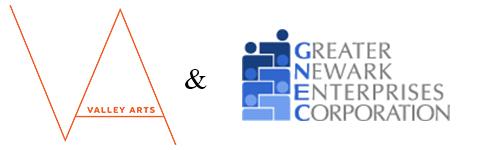 Valley Arts and GNEC Logo