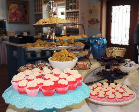 Pastries and Cupcakes