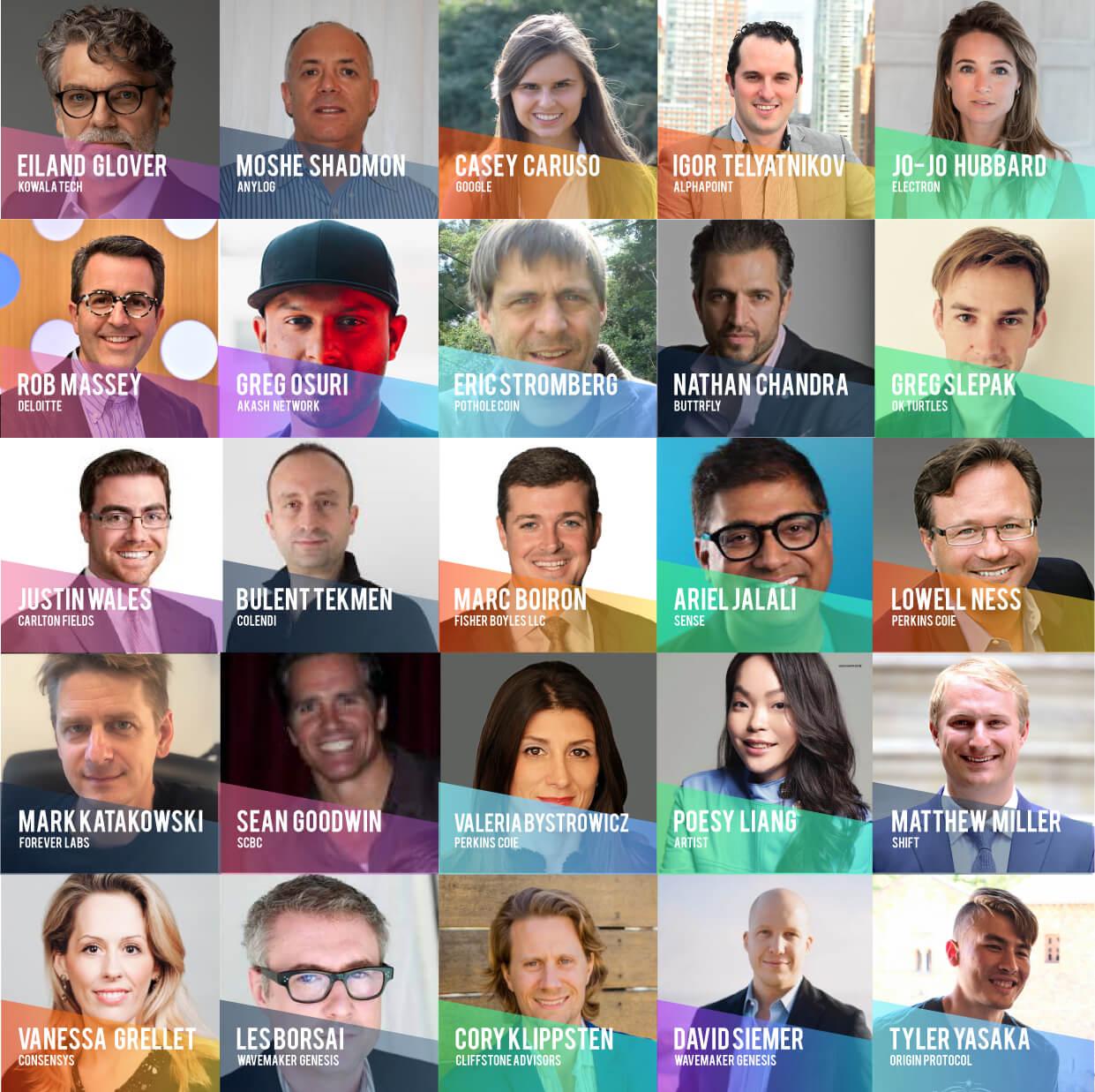 BLOCKCON 2018 Speakers 3