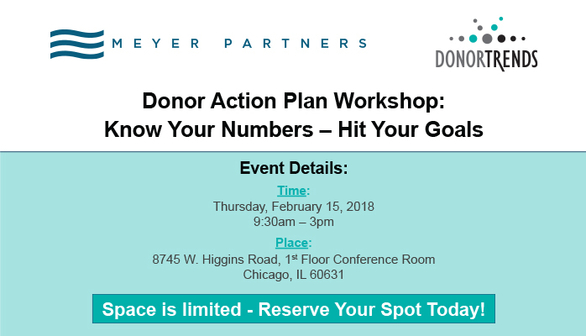 Donor Action Plan details