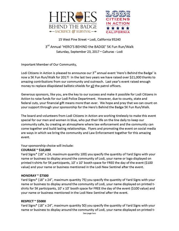 Sponsor Letter (pg 1)