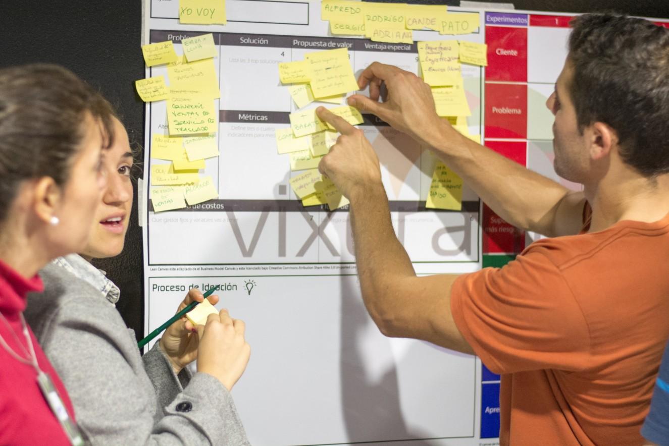 Workshops Innovadores - Metodologías para Innovar