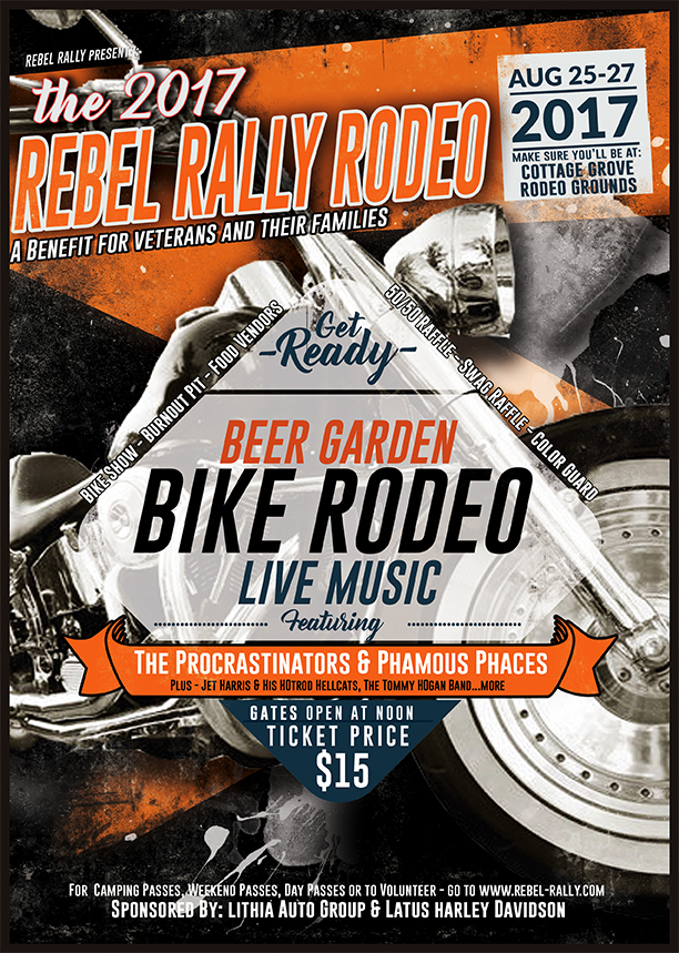2017 Rebel Rally Rodeo Flyer
