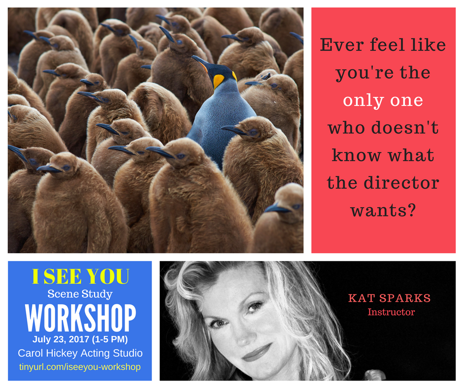 Workshop with Kat Sparks