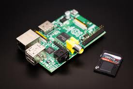 Photo of a Raspberry Pi