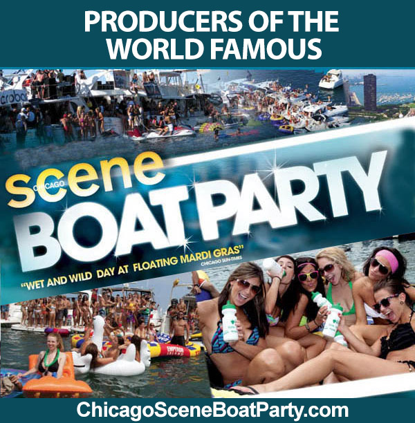 Chicago Scene Boat Party