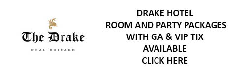 Drake Hotel NYE Room & party Packages