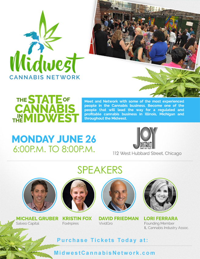 Midwest Cannabis Network- Joy District Event