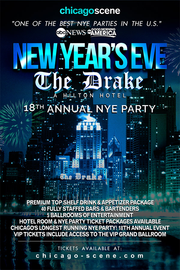 Drake Hotel New Years Eve