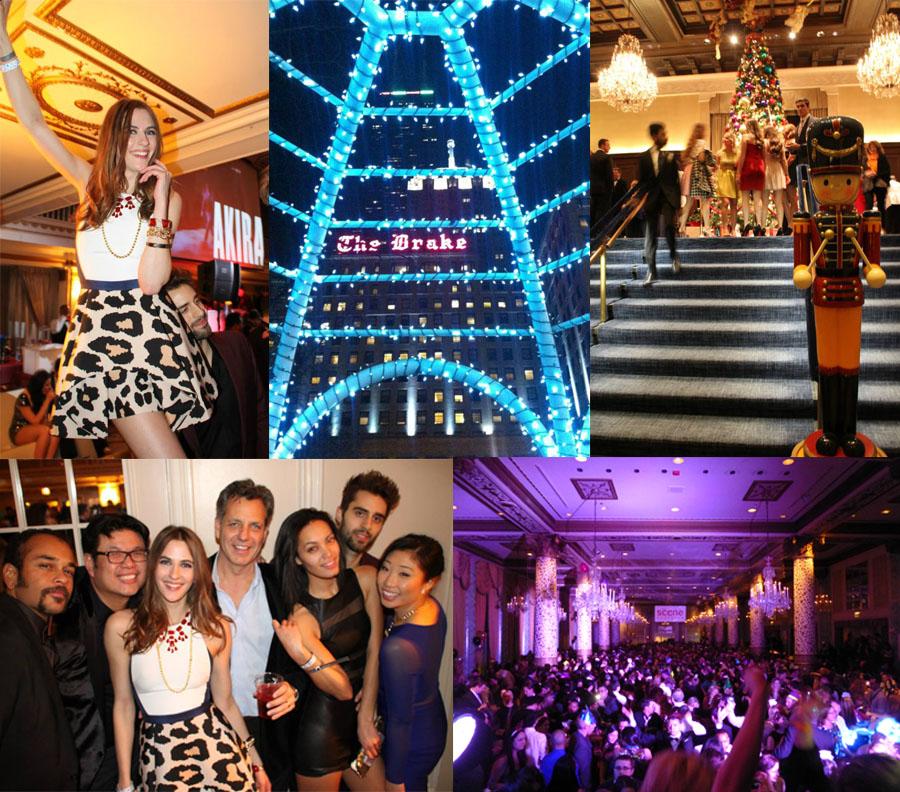 Drake Hotel NYE Pre Party