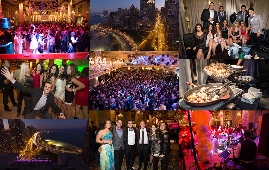 Chicago New Year's Eve Celebration at The Drake Hotel - Tickets