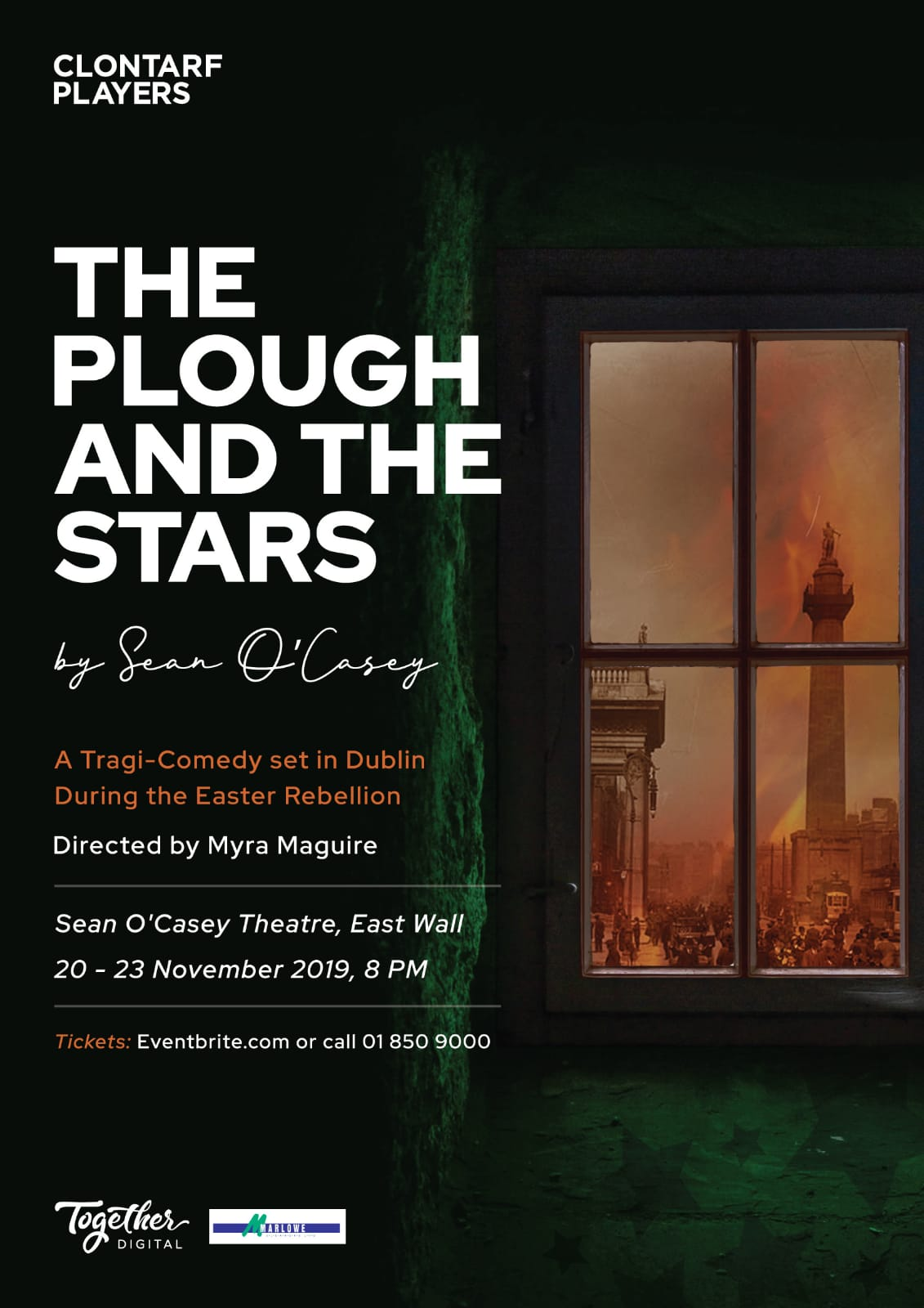 The Plough and the Stars by Sean O'Casey