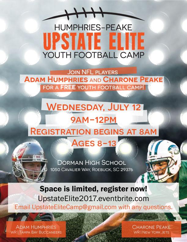 Upstate Elite Camp