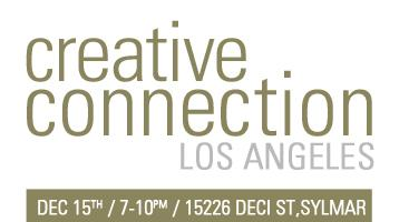 Creative Connection USA: Los Angeles Holiday Event
