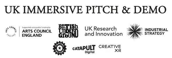 UK Immersive Pitch & Demo at SXSW 2019