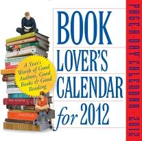 2012 Book Lover's Calendar (Page-a-Day)