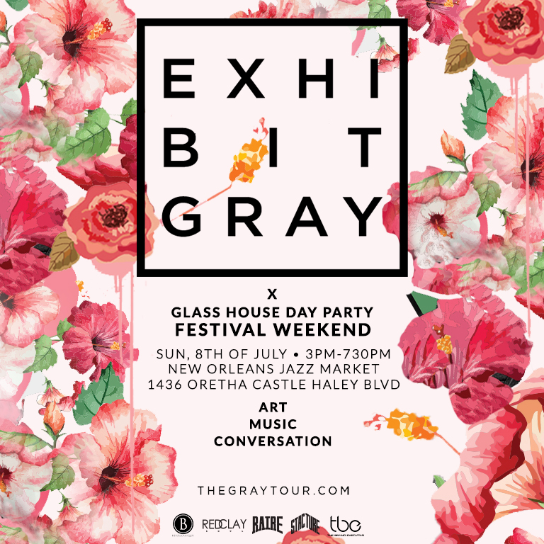 Exhibit Gray New Orleans 2018