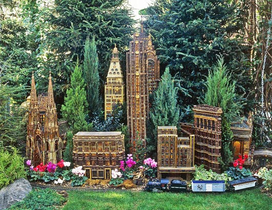 Friends of the ppld holiday train show trip tickets fri for Christmas trips to new york