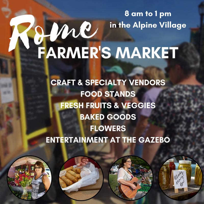 Rome Farmers Market