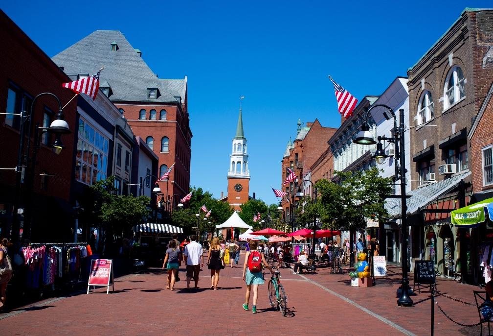 Church Street-Burlington
