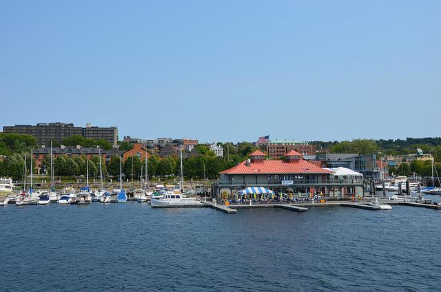 Burlington Marina