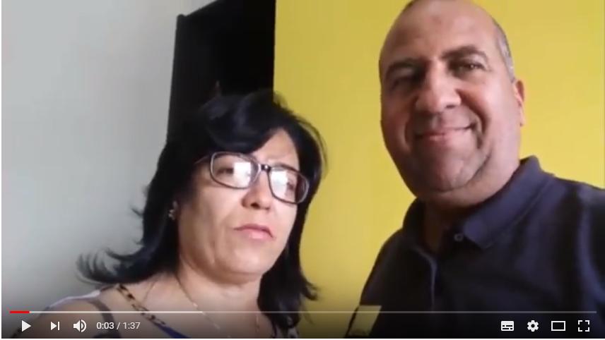 Edna e Flavio