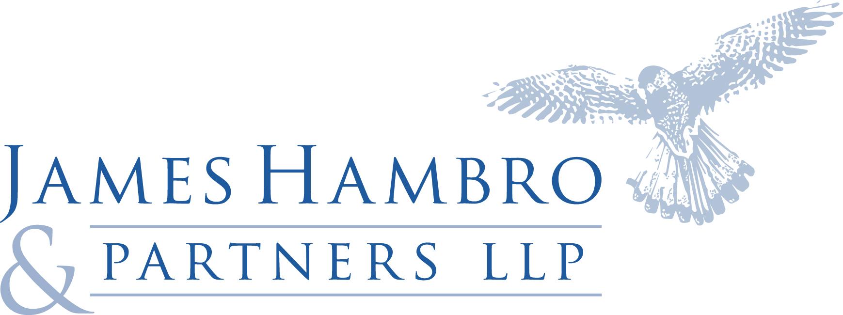James Hambro logo