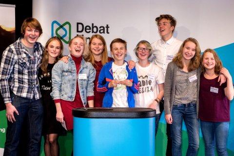 Finale Benelux Debatcompetitie
