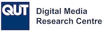 QUT DMRC Logo