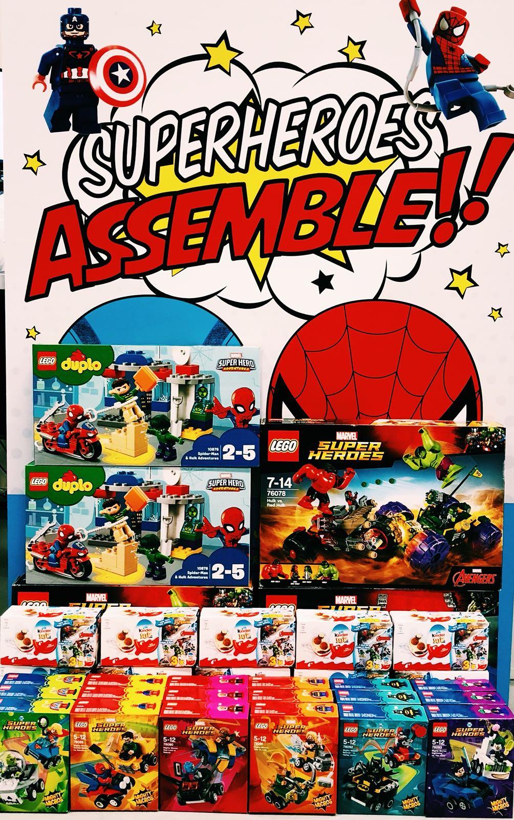 Lego Prizes