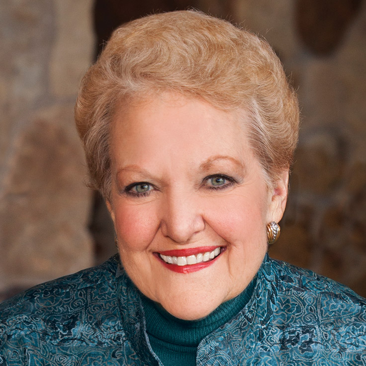 June Hunt, Founder and CSO (Chief Servant Officer) of Hope for the Heart
