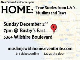 Home: True Stories from LA's Muslims and Jews