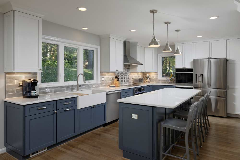 December 8th - Vienna, Virginia Remodel Reveal by NVS ...