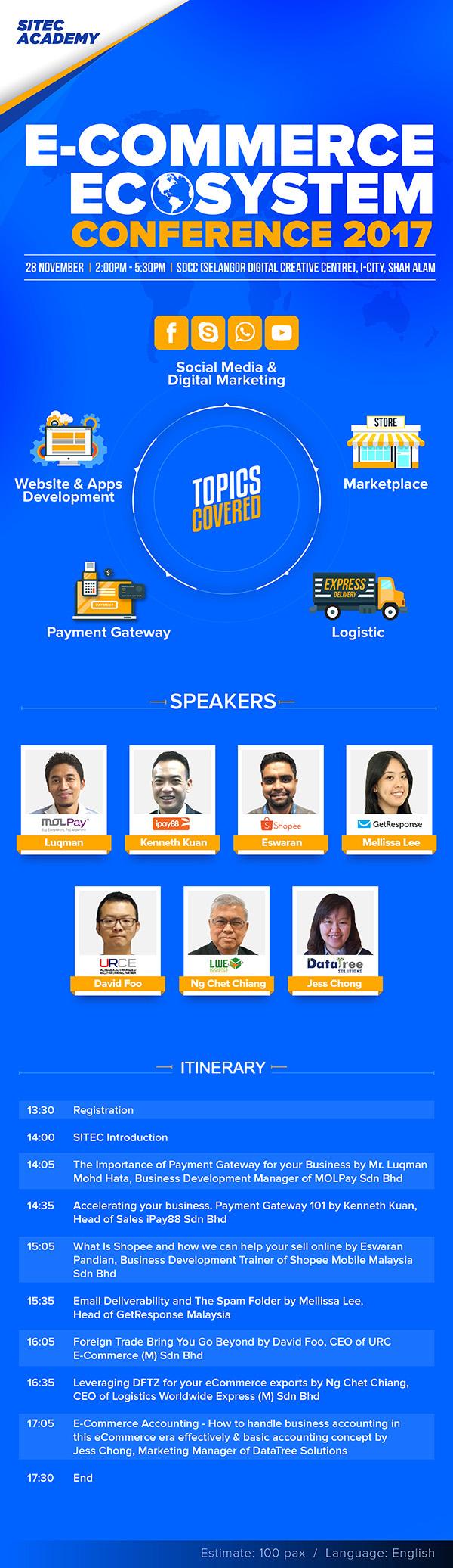 E-Commerce Ecosystem Conference 2017