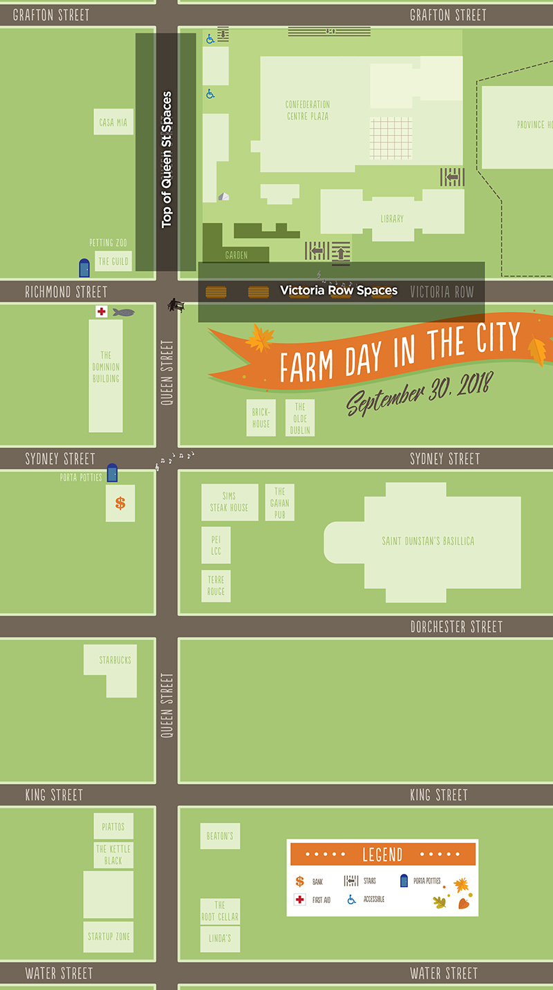 Farm Day Map