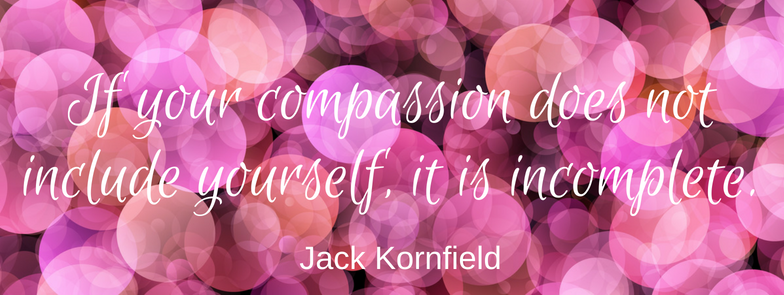 How self compassionate are you?