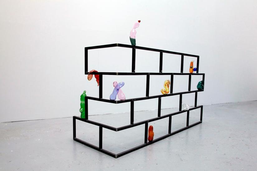 'All the Bubbles Burst' by Saelia Aparicio for New Contemporaries 2016