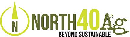 North 40 Ag Logo