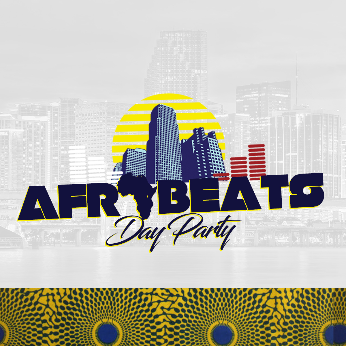 Afrobeats (Afro-Caribbean) Day Party | Labor Day Weekend @ BLUME
