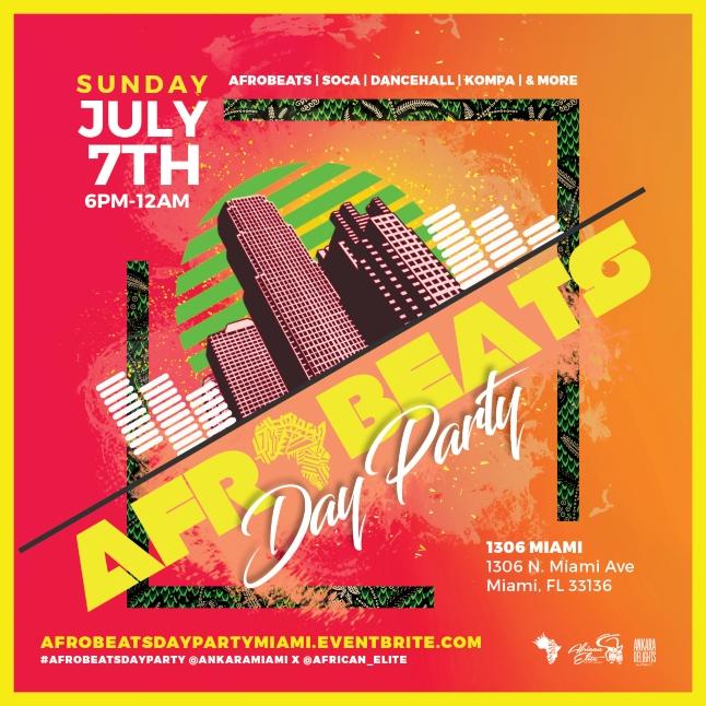 Afrobeats July 4
