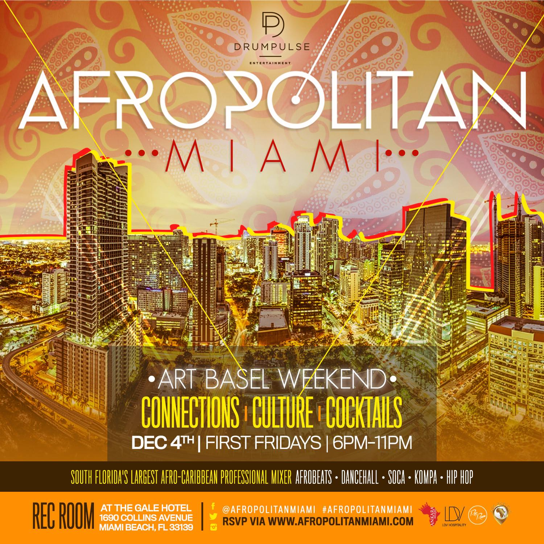 Afropolitan Dec