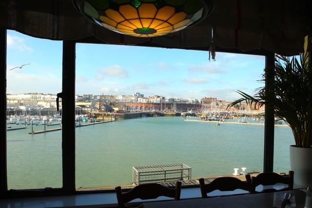 Brasserie - sea view
