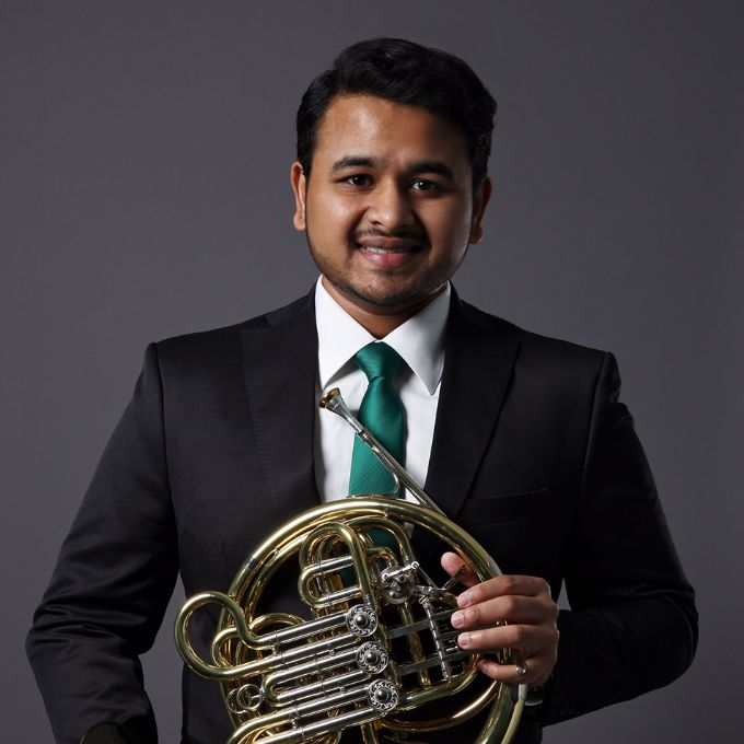 Alan Kartik Jairamin, French Horn